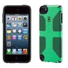 Speck Products CandyShell Grip Case for iPod Touch 5 (Sour Apple Green/Black)