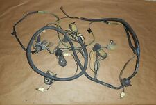 88 PONTIAC FIREBIRD V8 305 AUTO TRANS TAIL LIGHT HARNESS USED GM OEM BOX # 1189