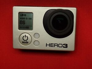 GoPro Hero 3 *GREAT CONDITION* (Body and Battery Only)