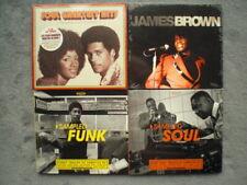 Soul Greatest Hits SAMPLED SOUL Sampled Funk JAMES BROWN Wagram 4x CD Blues R&B