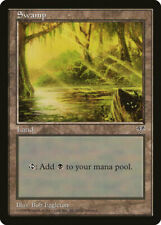 Magic MTG Tradingcard Mirage 1996 Swamp  (341)