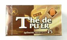 Premium Pu Erh Puer (Sea Dyke or Butterfly) Tea Bags Cholesterol Pu-Erh Tea