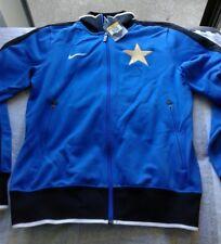 Inter Milan Soccer Futbol N98 Nike Official Track Jacket Men's size S NWT