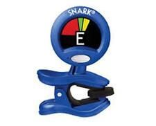 SNARK SN1X CLIP-ON CHROMATIC GUITAR TUNER / METRONOME - BLUE - NEW