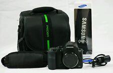 Samsung NX nx30 20.3mp Fotocamera digitale-Body-come nuovo