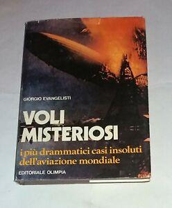 Voli misteriosi - Giorgio Evangelisti - Olimpia, 1978