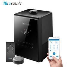 Proscenic Alexa Ultraschall luftbefeuchter 360° Luftreiniger Aroma Diffuser 5.3L