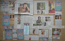 Daytona - Theatre clippings/reviews & leaflet flyer - Maureen Lipman