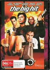 THE BIG HIT - MARK WAHLBERG - NEW REGION 4 DVD FREE LOCAL POST