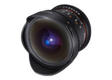 Samyang 12mm T3.1 VDSLR Fisheye Objektiv für MFT