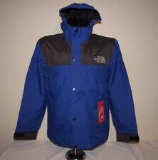 North Face Mens MEDIUM Metro Mountain Parka - Marker Blue - NWT $320
