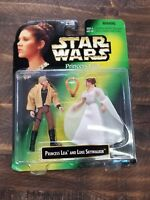 Star Wars Princess Leia Collection Princess Leia and Luke Skywalker Figure new