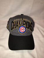 CHICAGO CUBS 2016 World Series Champions CAP/HAT New Era 39Thirty OSFM Fits Most