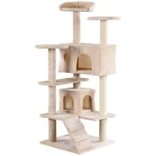 cat scratch post Cat Scratching Post and Ladder Kitten Tower Tree