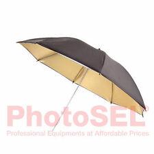 Black Photo Studio Umbrellas 8mm Shaft Diameter