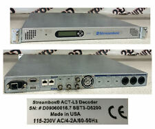 Streambox ACT-L3 Decoder