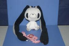Chax-GP Gloomy Bear All Purpose Rabbit White&Black Dutch Plush Doll CGP341