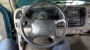 95-97 Chevy/GMC GMT400 Truck SUV Steering Wheel with Bag OEM