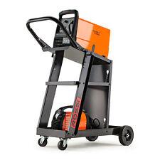Rossi Deluxe TIG ARC Plasma Cart Bench Storage Welding Trolley