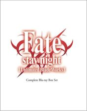 Fate Stay Night Unlimited Bladeworks Collectors Edition Region B Blu-ray