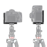SmallRig L-Bracket for Canon EOS 90D 80D 70D for Tripod with Arca Standard Plate