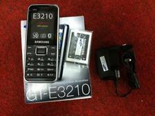 ORIGINALE Nuovo di Zecca Samsung GT E3210 Sbloccato 3 G fotocamera telefono cellulare Bluetooth