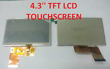 Brand New  - 4.3'' TFT LCD Touch Screen Panel W/Backlight