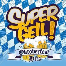 SUPERGEIL!-OKTOBERFEST HITS  3 CD (ANDREAS GABALIER/PETER WACKEL/HEINO UVM) NEU
