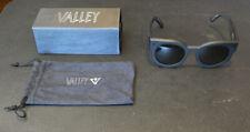 Valley Eyewear Dead Coffin Club Matte Black Sunglasses *Read description*