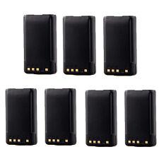 7x 1.2AH KKNB-25 KNB-25A KNB-26 KNB-26N Battery for KENWOOD TK3170 TK2173 TK3173