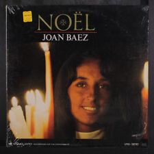 JOAN BAEZ: Noel LP (silver label) Rock & Pop