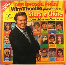 Wim Thoelke, Stars & Chöre, Sampler, VG/VG,  LP (5221)
