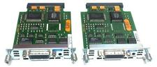 CISCO 2 PCS WIC-1T 1-Port Wan Card. Q'ty Available
