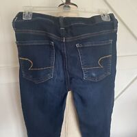 American Eagle Outfitters Size 4 Regular Super Super Stretch Jeans Jegging