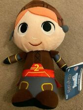 FUNKO SUPERCUTE HARRY POTTER COLLECTIBLE PLUSH QUIDDITCH RON WEASLEY NEW 1/3