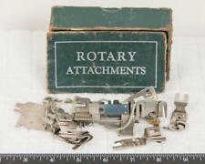 Vintage Sewing Machine Rotary Attachments g25