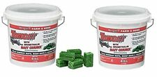 Tomcat Farm and Home Bait Chunx, 4-Pound and Tomcat Mouse Killer (2 Pack)
