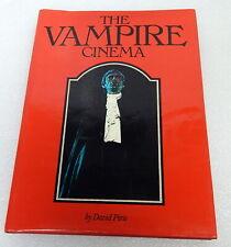 The Vampire Cinema Movies Book David Pirie Cresent Books 1977 Universal British