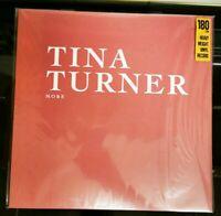 TINA TURNER - MORE Limited Edition, New sealed Vinyl LP 180gsm