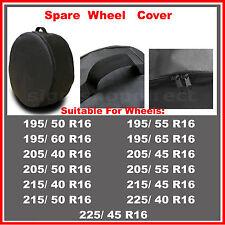 R16 Spare Wheel Cover Tyre Tire Storage Bag Car Van Caravan Motorhome Truck RV53