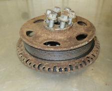 CUMMINS crank pulley and bolts LOW HRS 3.9 4.5 5.9 6.7 six bolt
