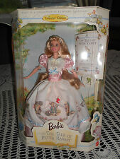 THE TALE OF PETER RABBIT WITH BARBIE  1997 SPECIAL EDITION 3YRS AND UP