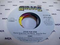 Soul 45 CHIC Soup For One on Mirage