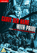Carve Her Name With Pride Special Edition Dvd Virginia McKenna New & Sealed