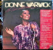 Dionne Warwick; Hot! Live and Otherwise   2 lps   Arista Records
