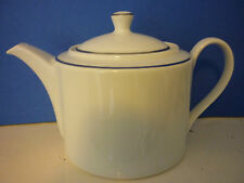 Royal Worcester Classic Platinum Tea Pot NEW