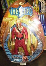 Farscape Ka D'Argo action figure carded & sealed Rare