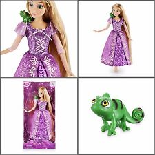 Disney Rapunzel Princess Classic Doll - Authentic BNIB - Tangled Movie - Pascal