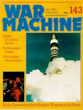 WAR MACHINE 143 MODERN STRATEGIC WEAPONS ICBM SSBN ABM NORAD SS-24 SS-25 SLBM