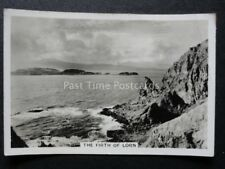 No.11 THE FIRTH OF LORN RP Beautiful Scotland - S/S-Pattreiouex 1939